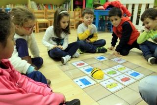 La robótica, un juego de niños