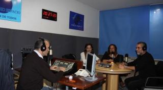 El Equipo de Radio Espacio de El Globo Rojo