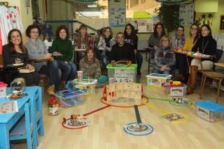 El equipo del colegio se forma en  nuevas materias educativas