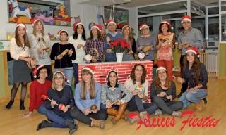 El equipo de El Globo Rojo les desea Felices Fiestas
