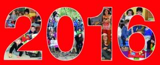 El Globo Rojo les desea un feliz año nuevo