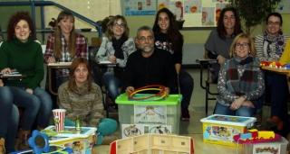 """Juanma Marcos: """"Luchamos para que se reconozca el valor de la educación en edades tempranas"""""""