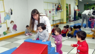 """Esther Sánchez Gómez: """"Los niños son una fuente inagotable de enseñanza, ¿y quién se quiere perder eso?"""""""