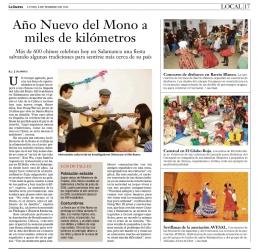 GloboCarnaval publicado hoy en La Gaceta