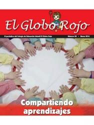 Nueva edición del periódico El Globo Rojo