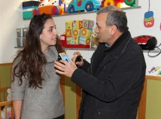 Sandra Marcos: 'atención individualizada para que los niños desarrollen sus capacidades al máximo''