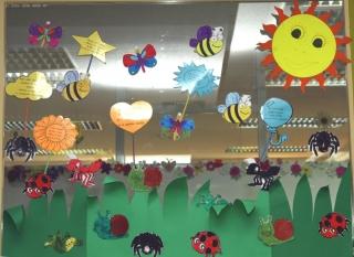 Los alumnos de El Globo Rojo descubren los insectos de la Primavera