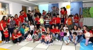 Cuentacuentos y merienda en familia para despedir GloboFiesta`16