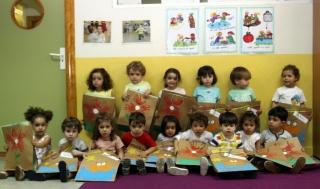 Los alumnos de El Globo Rojo despiden el curso