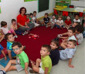 Pilar García Núñez evalúa el inicio de curso de en grupo, los Rojos I