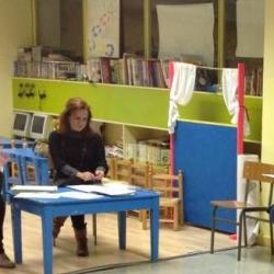 """Loli Mateos: """"En Educación Infantil, la familia y la escuela han de ir de la mano""""."""