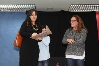 """Teresa Benito, mamá de un niño con autismo: """"cuando miro a Daniel veo muchas cosas, no una etiqueta"""""""