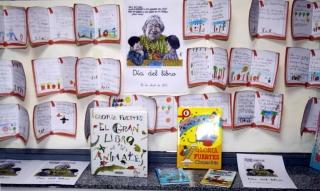 El Globo Rojo conmemora el Día del Libro
