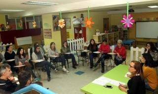Escuela de familias: ¡¡¡Fuera pañales!!!