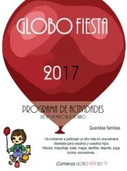 El Globo Rojo se prepara para su Semana de Fiestas