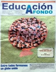 El Globo hoy en portada, en Educación A Fondo