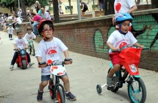 GloboFiesta 2017: Biciclismo y juegos en familia