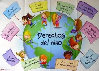 Educando en los derechos de los niños y niñas