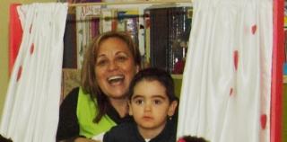 Loli Mateos, un año más al frente de colegio