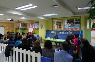 Comienzan las reuniones de familias del segundo trimestre