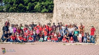Disfrute a la  mediada de pequeños y mayores en Olmedo