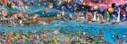 Puzzle 24000 piezas Vida