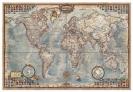 Puzzle 4000 piezas El mundo. Mapa político