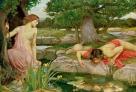 Puzzle 3000 piezas Eco y Narciso