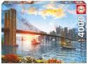 Puzzle 4000 piezas Puente de Brooklyn