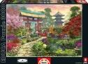 Puzzle 3000 piezas Jardín japonés