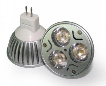 DICROICA LED MR16 270Lm  Blanco Puro