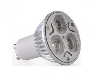 DICROICA LED GU10-12V 270Lm Blanco Puro