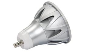 DICROICA LED GU10 350Lm Blanco Puro