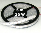 TIRAS FLEXIBLES LED 5m 36W