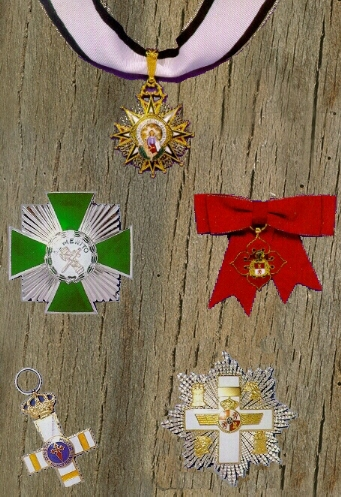 Condecoraciones