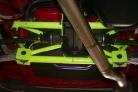 SUBCHASSIS TRASERO TUBULAR TIPO WRC/GrA/R4