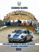 Rally historicos Talavera 2012