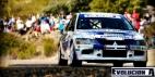 LUNA DELANTERA TERMICA TIPO WRC MITSUBISHI EVO 9