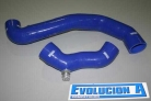 Turbo silicone boost intercooler hose kit for...