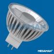 MEGAMAN LED Reflector 12V 4W GU5.3 4000K