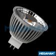 MEGAMAN LED Reflector 12V 6W GU5.3 4000K 30.000hrs