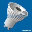 MEGAMAN LED Reflector 3W GU10 2800K 20.000hrs