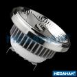 MEGAMAN LED Reflector AR111 11W G53/828 2800k...