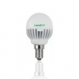 SPHERIC LED 4W E14 3000K 25.000hrs