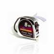 CHROME METER 8M X 25MM
