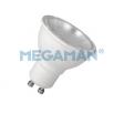 MEGAMAN LED 4W 35º GU10 2800K 15.000hrs