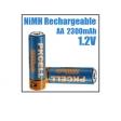 Pila AA NiMH 1300mAh Rec. Blíster x4
