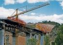 Viaducto en Hoces del Gabriel Autovia A3