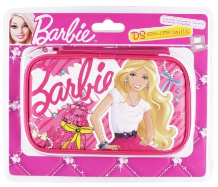 Bolsa de transporte para DS de Barbie