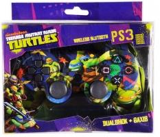 Mando de PS3 Tortugas Ninja